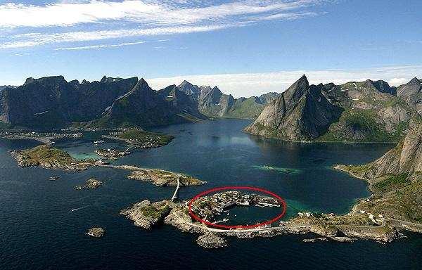 norwegia tanie noclegi