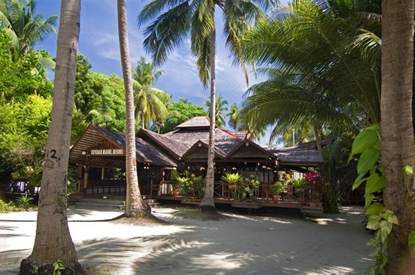smart-sipadan-mabul-resort-restanrant-recpetion