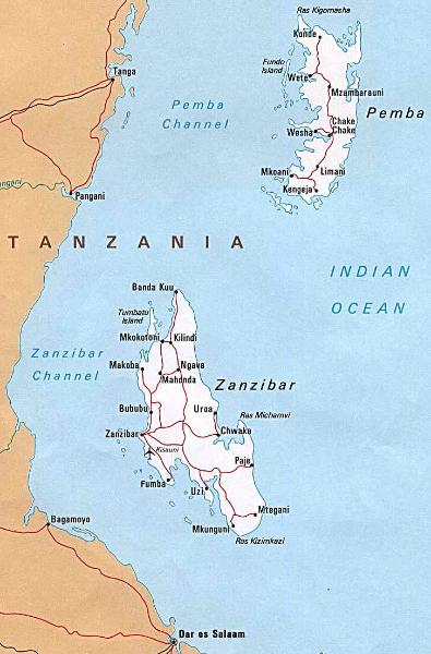 zanzibar_mapa